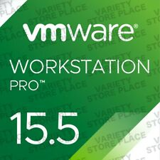 2 LIFETIME KEYS 5/PC OFFICIAL VMware Workstation 15 Pro 2020 FAST EMAIL DELIVERY