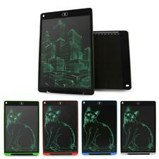 VS2# 12'' Portable LCD Writing Tablet Electronic Drawing Board Notepad for Kids