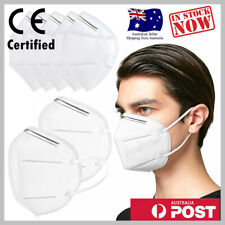 2/5/10 KN95 Disposable 3-Ply Mouth Face Mask Anti Dust Protective Filter Cover