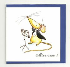 A range of Jill Latter designed Musical mice cards