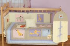 NEW 5 pcs Baby bedding set, cotbed / cot, nursery, quilt, bumper, sheet, pillow