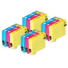 12 XL Ink Cartridges C/M/Y non-OEM to replace T1302, T1303, T1304 (T1306)