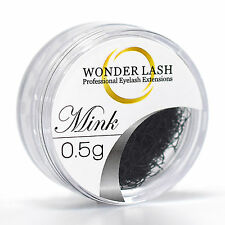 WonderLash® Individual Eyelash Extensions Mink Semi Permanent Loose Eye Lashes