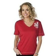 Style Inc Red Short Sleeve Top Nautical Print Sizes XS, S, M and XL New