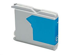 1 CYAN LC970 / LC1000 BROTHER Compatible Ink Cartridge