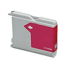1 MAGENTA Ink Cartridge compatible with LC970 /LC1000 [not Brother original]