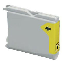 1 YELLOW Ink Cartridge compatible with LC970 /LC1000 [not Brother original]