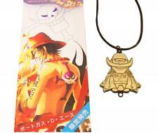 So So Cool Japanese Animation Anime One Piece Monkey D Duffy Skeleton Necklace