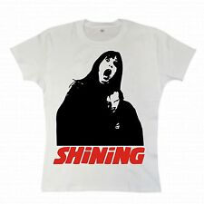 "The Shining ""Jack & Wendy"" Girlscut T-Shirt - Horror Movie, All Sizes & Colours"