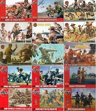 Airfix - 1/72 WWII Allied & Axis Infantry