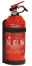 New Car, Home, Work & Caravan ABC Safety Dry Powder Fire Extinguisher with Gauge