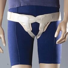 Oppo 2049 Professional Hernia Inguinal Belt Double Truss Support Strap Groin NHS