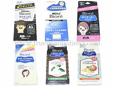 CHOOSE A PACK 10 BIORE NOSE STRIPS DEEP PORE CLEANSING REMOVES BLACKHEADS BOXED
