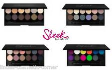 Sleek I Divine Mineral Based Eyeshadow Palettes Assorted Shades