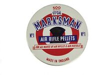 500 MARKSMAN DOMED AIRGUN PELLETS .177 CAL 4.5