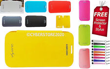FLIP CASE NEW FOR SAMSUNG GALAXY S4 SIV i9500+SCREEN PROTECTOR+MINI STYLUS PEN
