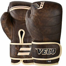 VELO Boxing MMA Gloves Grappling Punching Bag Training Martial Arts Sparring