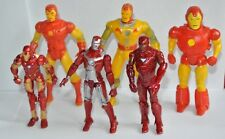 Ironman marvel comic action force figures 1994+