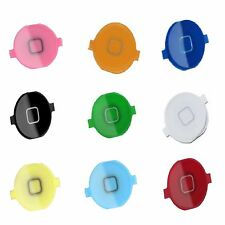Replacement Coloured Home Button Menu Button For iPhone 3G 3GS & iPhone 4