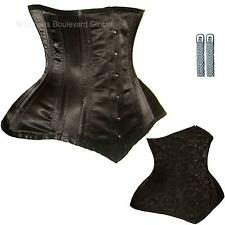 LARGER HIPS WAIST TRAINING Corset Tight Lacing SEXY Strong Burlesque Goth