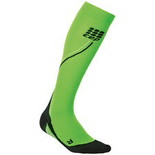 CEP Progressive+ Night Run socks 2.0 Lady Flash Green
