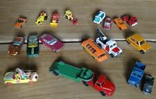 Multiple Listing Vintage Diecast Toy Cars - Choose From Selection - incl. Corgi