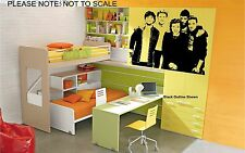 ONE DIRECTION 2014 - WALL ART DECAL STICKER