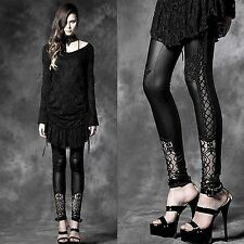 PUNK RAVE Baroque Leggings EDEL GOTHIC ROMANTIC GOTH VISUAL KEI VK