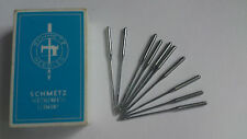 SCHMETZ sewing machine needles - large selection - some rare - pack of 10