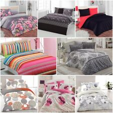 Threel 100% Cotton Bedding set Bed Linen Duvet Cover set