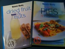 NEW Womans Weekly Recipe Book Pies & Pastries, Dried Fruit & Nuts