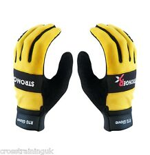 StrongerX RTG Gloves Competition Edition 2 CAUTION Cross Functional Training