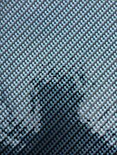 Hydrographics film carbon bestseller blue water transfer film HugasLTD
