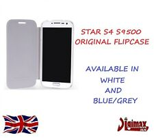 "FLIP CASE FOR 5"" STAR S4 S9500 MTK6589 DUALSIM QUADCORE ANDROID SMARTPHONE CASE"