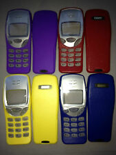 MOBILE PHONE FASCIA / HOUSING / COVER & KEYPAD FOR NOKIA 3210 - 4 COLOUR CHOICES