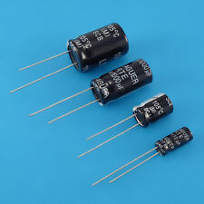 105°C Electrolytic Capacitors 1uF to 4700uF - 1st Class UK Post