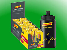 (88,54€/kg) 12 x Powerbar 5Electrolyte Isotonic Sports Drink Box + Flasche