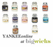 Yankee Candle Small Jar - Fresh Selection - From 25% OFF