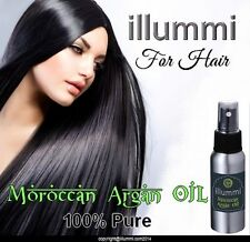 100% Natural Pure Organic Moroccan Argan Oil For Hair Face Body Nails Moisturise