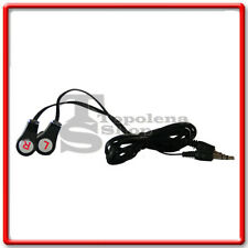 PDR*AURICOLARI CUFFIE CUFFIA STEREO SPORT IPHONE IPOD MP3 MP4 IN EAR JACK 3.5