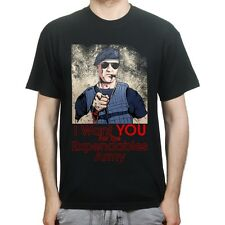 I Want YOU For The expendables Army 2 3 T-shirt P928