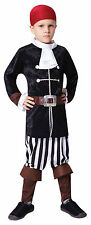 CHILDRENS BOYS PIRATE #CAPTAIN OUTLAW JACK SPARROW BOOK WEEK FANCY DRESS