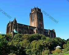 Cathedral Church of Christ in Liverpool, Digital Photograph in various sizes