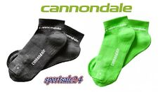 "Cannondale "" Low Calzini "" Calze ciclismo NUOVO 3S409"