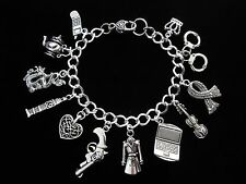 SHERLOCK BRACELET. BENEDICT CUMBERBATCH GIFT.13TH,16TH,18TH,21ST. GIFT BOXED