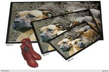 Tappeto tappetino Staffordshire bull terrier
