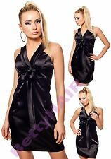 Minikleid  Satin Look Pencil Minikleid Gr. S/36/38 Gr. M/38/40 HIER MIT MASSE !!