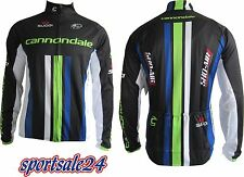 Cannondale CPC long Maglia Jersey by Sugoi black 3T163 NUOVO