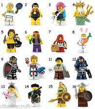 "Lego Minifigures 8831 Series 7 ""Choose Your MiniFigure"" Brand New Factory Sealed"