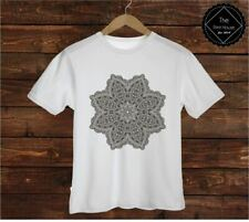 Spiral Geometric T Shirt Tee Top Dope Homies Hipster Shop Urban Hype Fresh
